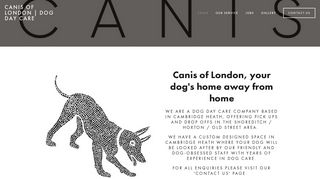 Canis of London