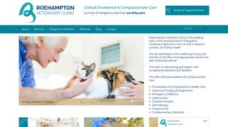 Roehampton Veterinary Clinic