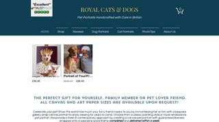 Royal Cats & Dogs