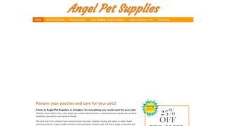 Angel Pet Supplies